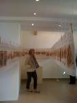 Ouverture de la Biennale d'art contemporain. Lyon, 9 septembre 2009.