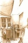23 Juin 2008 | La Cuisine pliée. 53ejour