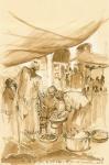 3 Août  2008 | Le Couscous pour la Fête d'Ali. 94ejour