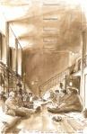 27 Oct. 2008 | Le «Café Exil» des Soutiens. 179ejour