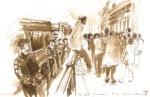 24 Juin 2009 | La Levée des Cordons policiers. 419ejour