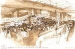 26 Sept. 2009 | La Conférence de presse de l'Inauguration. 513ejour