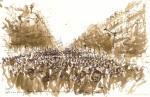 10 Oct. 2009 | La grande Manifestation unitaire des Collectifs SansPapiers. 527ejour