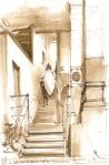 17 Oct. 2009 | Le Repli vers les étages. 534ejour
