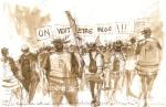 30 Mai 2010 | La Manifestation autorisée vers le Centre de Rétention. 759ejour