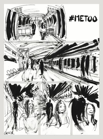 MeToo - 1 © Laura Genz 19/10/17
